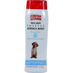 Nature's Miracle Supreme Odor Control Natrual Puppy Shampoo