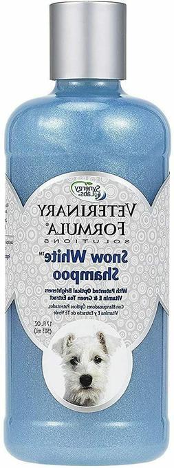 Synergy Labs 369241 Vet Sol Snow White Shampoo 17 Oz.