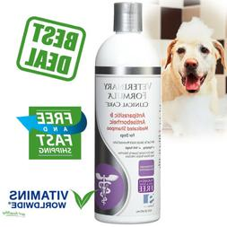 Synergy Labs Antiparasitic Antiseborrheic Medicated Dog Sham
