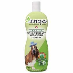 Espree Tea Tree & Aloe Medicated Shampoo, 20 oz
