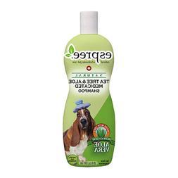 Espree Tea Tree & Aloe Medicated Dog Wash Pet Grooming Natur