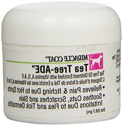 Miracle Coat Tea Tree Skin & Coat for Dogs - Ade Ointment