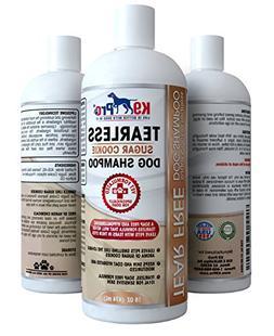 K9 Pro Tear Free Dog Shampoo - Best Hypoallergenic Tearless
