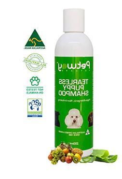 PETWAY Petcare Tearless Puppy Shampoo – Sensitive Tear Fre