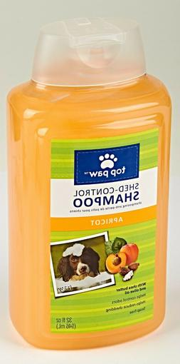 *Top Paw SHED - CONTROL Dog Shampoo - APRICOT Scent