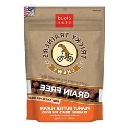 Cloud Star Tricky Trainers Chewy Grain Free Peanut Butter -