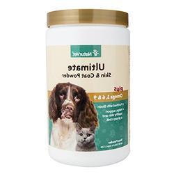 NaturVet Ultimate Skin & Coat Plus Omega 3, 6 & 9 for Dogs a