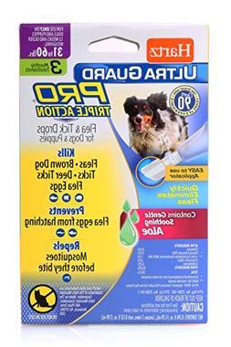 Hartz Ultra Guard Pro Flea & Tick Drops 31-60 Lbs { Brand Ne