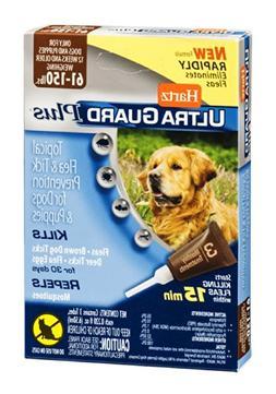 Hartz Ultra Guard Plus Topical Flea & Tick Prevention For Do