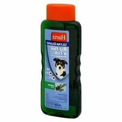 Hartz Ultra Guard Shampoo 18 Oz Clean Fresh Scent