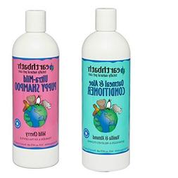 Earthbath Ultra-Mild Tearless Puppy Shampoo, Wild Cherry Sce