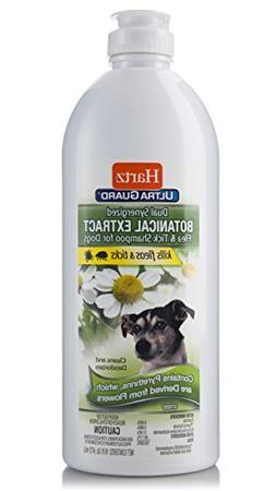 HARTZ UltraGuard Botanical Shampoo for Dogs, 16 oz