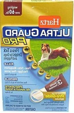 Hartz Ultraguard Pro Flea & Tick Drops for Dogs and Puppies