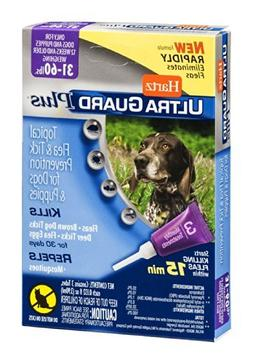 UltraGuard Plus Flea And Tick Treatment Drops For Dogs And P