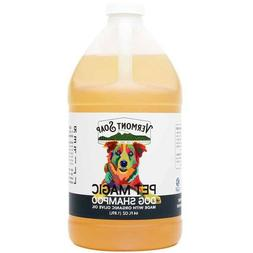 Vermont Soap Organic Pet Magic Dog Shampoo Grooming Chemical