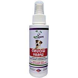 Primo Pup Vet Health – Antiseptic Wound Spray for Dogs –