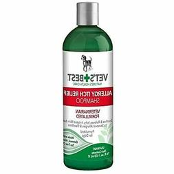 Vet's Best Allergy Itch Relief Dog Shampoo | Cleans and Reli