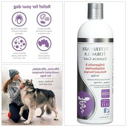 Veterinary Formula Clinical Care Medicated Shampoo for Dogs