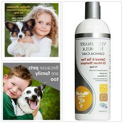 Veterinary Formula Oatmeal Tea Tree Oil Infuser Dog Shampoo