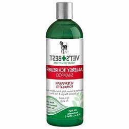 Vet's Best Dog Allergy Itch Relief Shampoo | Allergy Anti-