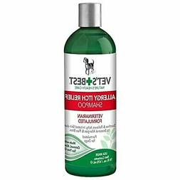 Vet's Best Dog Allergy Itch Relief Shampoo | Allergy Anti-