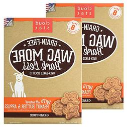 Cloud Star Wag More Oven Baked Grain Free Biscuits - 28 ounc