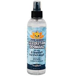 Waterless Dog Shampoo All Natural Dry Shampoo for Dogs Cats