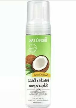 waterless hypo allergenic shampoo pets