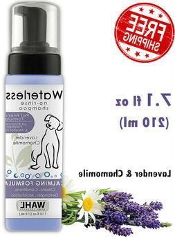Wahl Waterless Pet Cat & Dog Shampoo No Rinse Detangling Cal