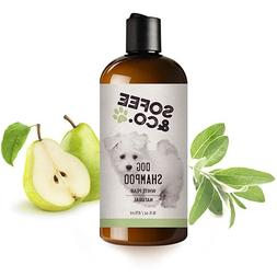 Natural Dog Shampoo, White Pear - Clean, moisturize, conditi