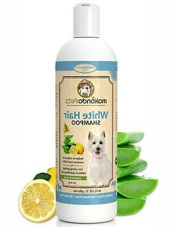 whitening shampoo for dogs and cats sulfate