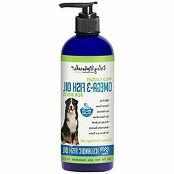 Wild Caught Fish Oil for Dogs – Omega 3-6-9, GMO Free –